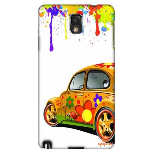 Qapak Samsung Galaxy Note 3 Baskılı İnce Kapak uz244434010422