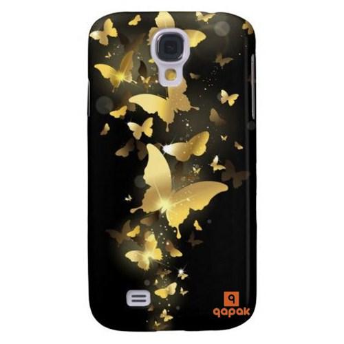 Qapak Samsung Galaxy S4 Baskılı İnce Kapak uz244434010529
