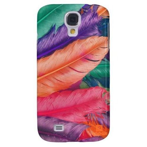 Qapak Samsung Galaxy S4 Baskılı İnce Kapak uz244434010537