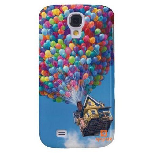 Qapak Samsung Galaxy S4 Baskılı İnce Kapak uz244434010555