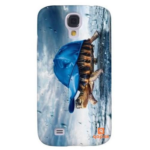 Qapak Samsung Galaxy S4 Baskılı İnce Kapak uz244434010562
