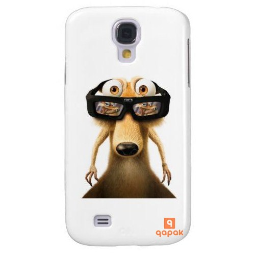 Qapak Samsung Galaxy S4 Baskılı İnce Kapak uz244434010568