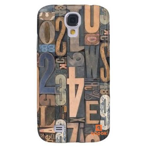 Qapak Samsung Galaxy S4 Baskılı İnce Kapak uz244434010573