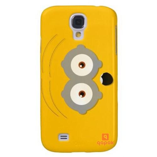 Qapak Samsung Galaxy S4 Baskılı İnce Kapak uz244434010580