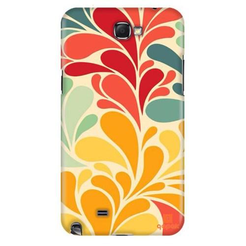 Qapak Samsung Galaxy Note 2 Baskılı İnce Kapak uz244434011085