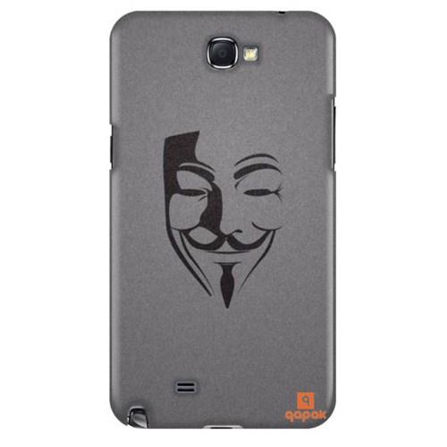 Qapak Samsung Galaxy Note 2 Baskılı İnce Kapak uz244434011095
