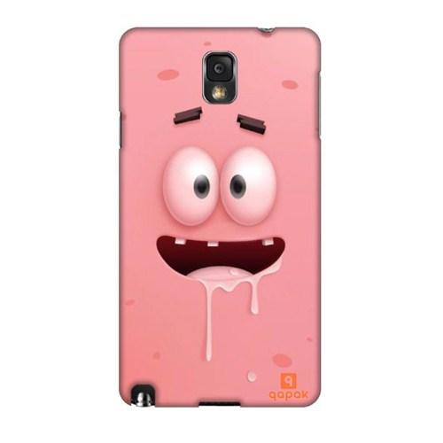 Qapak Samsung Galaxy Note 3 Baskılı İnce Kapak uz244434011158