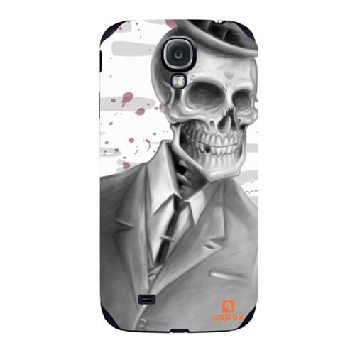 Qapak Samsung Galaxy S4 Baskılı İnce Kapak uz244434011208