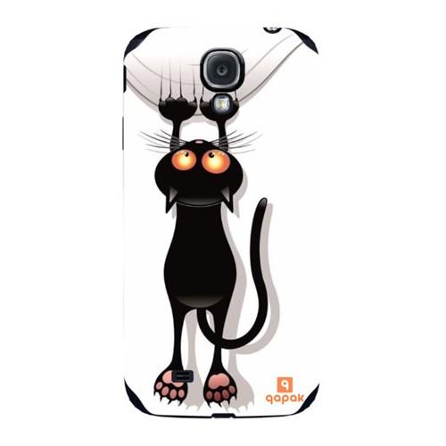 Qapak Samsung Galaxy S4 Baskılı İnce Kapak uz244434011217