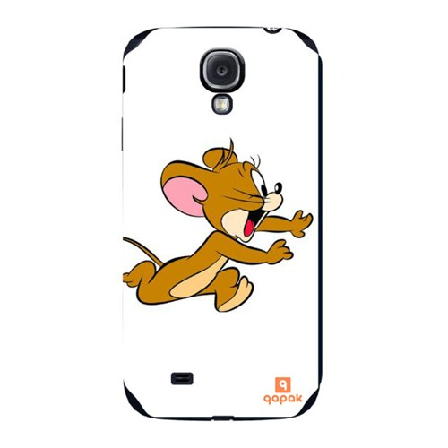Qapak Samsung Galaxy S4 Baskılı İnce Kapak uz244434011226