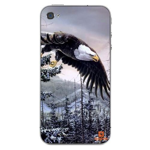 Qapak iPhone 4 Baskılı İnce Kapak uz244434011314