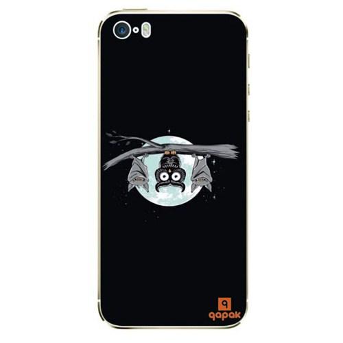 Qapak iPhone 5 Baskılı İnce Kapak uz244434011367