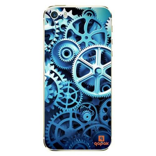 Qapak iPhone 5 Baskılı İnce Kapak uz244434011392