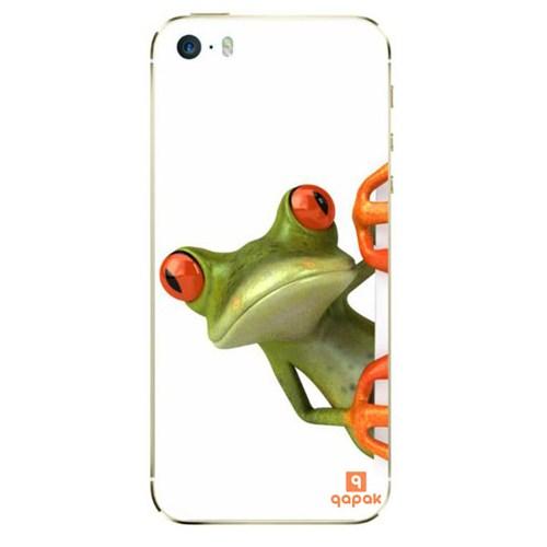 Qapak iPhone 5 Baskılı İnce Kapak uz244434011408