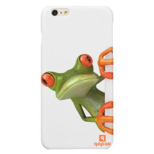 Qapak iPhone 6 Baskılı İnce Kapak uz244434011463