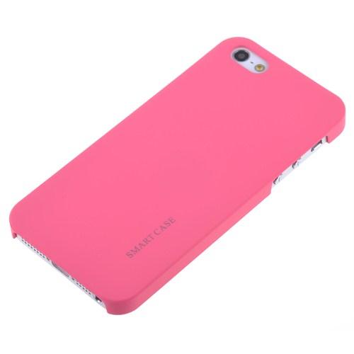 Qapak Apple iPhone 5 Smartcase Koruma Kapak Pembe uz244434003127