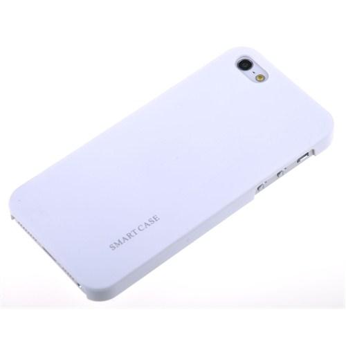 Qapak Apple iPhone 5 Smartcase Koruma Kapak Beyaz uz244434003130