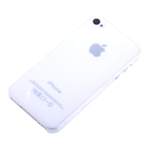 Qapak 0,2Mm İnce Kapak iPhone 4/4s Şeffaf uz244434007513