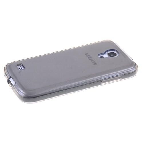 Qapak Samsung Galaxy S4 Mini Silikon Kapak Gri uz244434007565