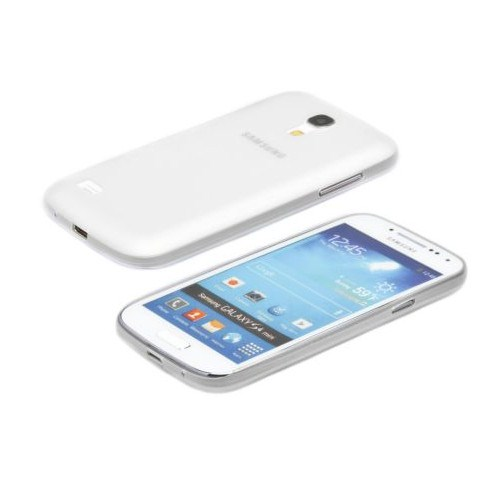 Qapak Silikon Kapak S4 Mini Şeffaf uz244434008628