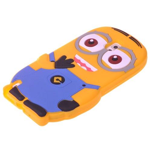 Qapak Samsung Note 3 Silikon Kapak Mavi uz244434009070