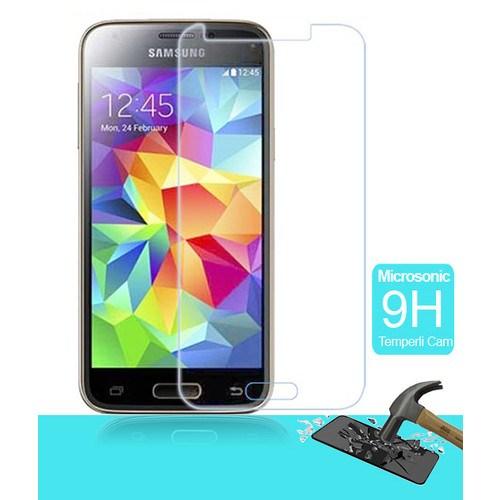 Qapak Samsung S5 0,26 Mm Cam Ekran Koruyucu uz244434009566