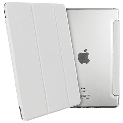 Qapaq İpad Air 2 Smart Case Kılıf Beyazuz244434009659