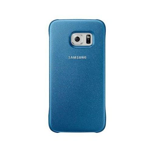 Samsung Galaxy S6 Protective Cover Arka Kapak Mavi - EF-YG920BLEGWW