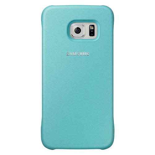 Samsung Galaxy S6 Protective Cover Arka Kapak Yeşil - EF-YG920BMEGWW