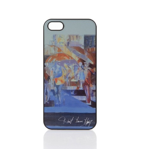 Biggdesign Apple iPhone 4 Siyah Kapak 023