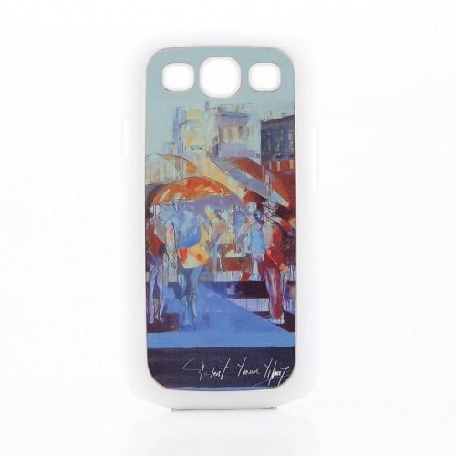 Biggdesign Samsung Galaxy S3 Beyaz Kapak 071