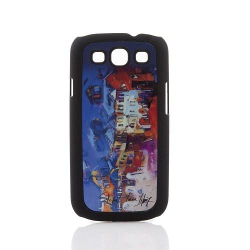 Biggdesign Samsung Galaxy S3 Siyah Kapak 066