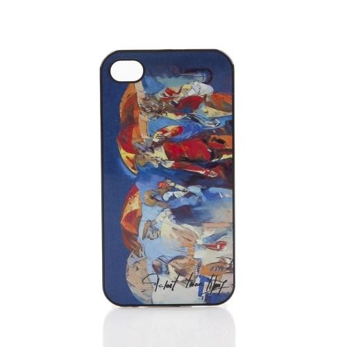 Biggdesign Apple iPhone 5 Siyah Kapak 040