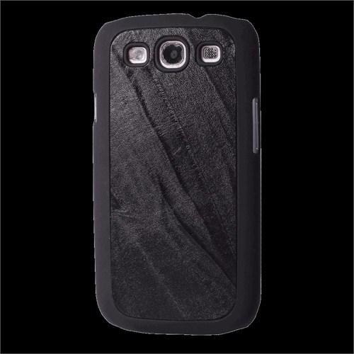 Biggdesign Jacketcase Brush Black S.Samsung Galaxy S3
