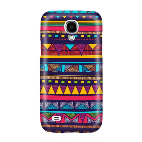 Biggdesign Etnik Samsung Galaxy S4 Kapak