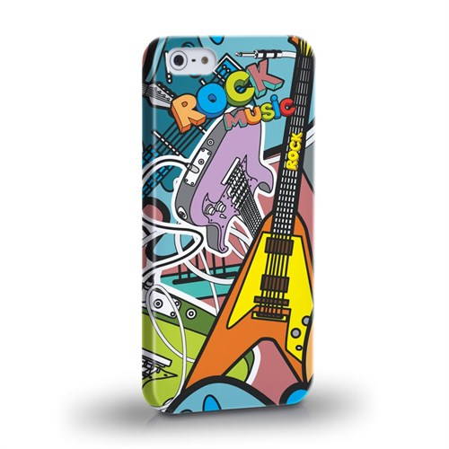 Biggdesign Rock Music I Phone 4/4S Kapak