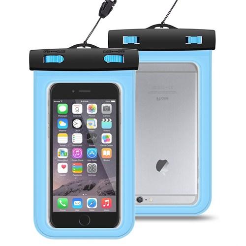 Microsonic iPhone 6 Su Geçirmez Kılıf Mavi - CS100-WTRPRF-MVI