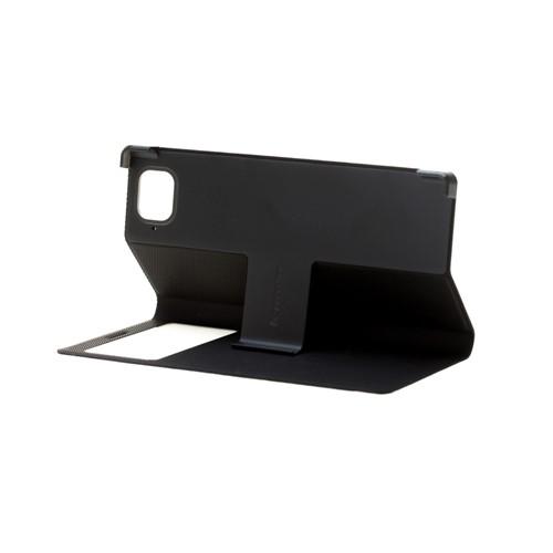 Lenovo VIBE Z2 Smart Flip Cover Kapaklı Kılıf Siyah - PG39A6N4AA