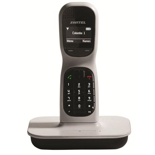 Switel DF 1001 Colombo One Beyaz Dect Telefon