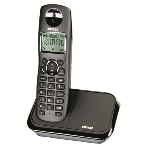 Switel De 1031 Tiger Dect Telefon
