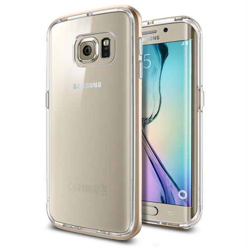Spigen Sgp Galaxy S6 Kılıf Neo Hybrid CC Champagne Gold - SGP11510