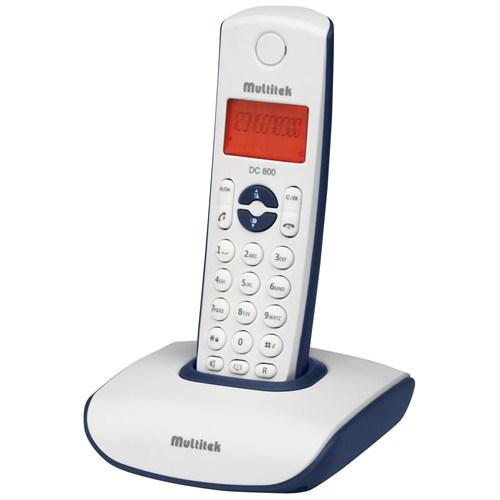 Multitek DC 800 Dect Telefon - Lacivert