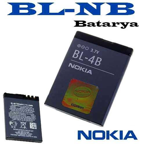 Carda Bl-4B Nokia Batarya