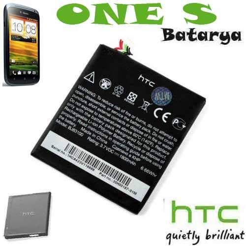 Carda Htc One S Batarya