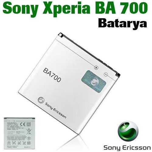 Carda Sony Ericsson Ba700 Batarya