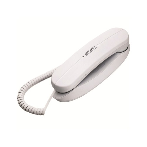 Alcatel Mini Duvar Telefonu - Beyaz