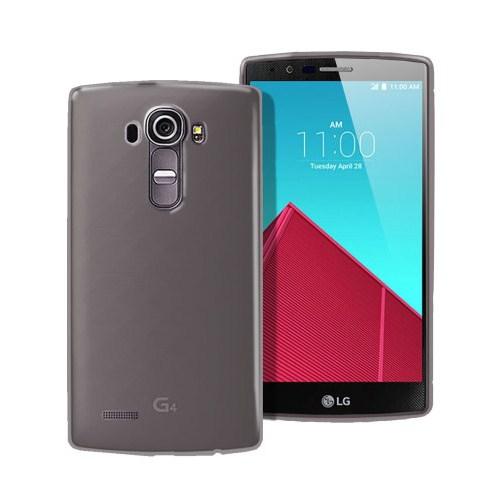 Microsonic Transparent Soft LG G4 Kılıf Siyah - CS130-TRP-LG-G4-SYH