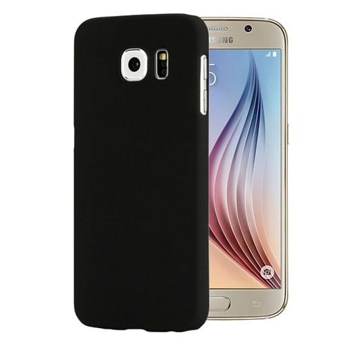 Microsonic Premium Slim Kılıf Samsung Galaxy S6 Kılıf Siyah-CS110-GLX-S6-SYH