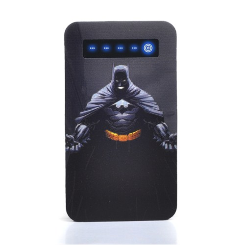 Thrumm Lisanslı Power Bank Batman Darkness 4000Mah