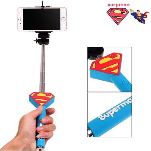 Iızzy Lisanslı Superman Selfie Kolu Superman